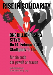 One Billion Rising in Steyr 2