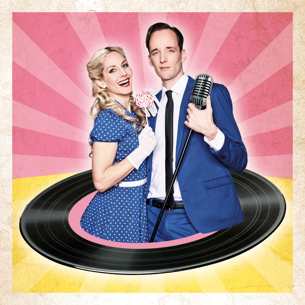 """LADY SUNSHINE & MISTER MOON – """"Sing, Baby, Sing!"""" 1"""